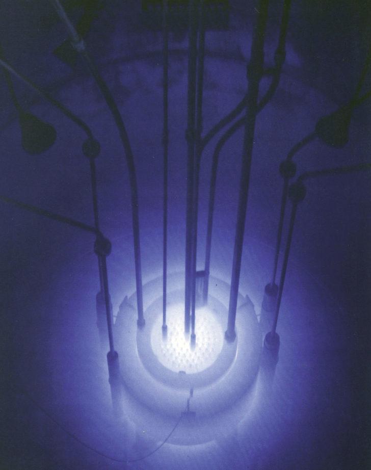 cherenkov-radiation