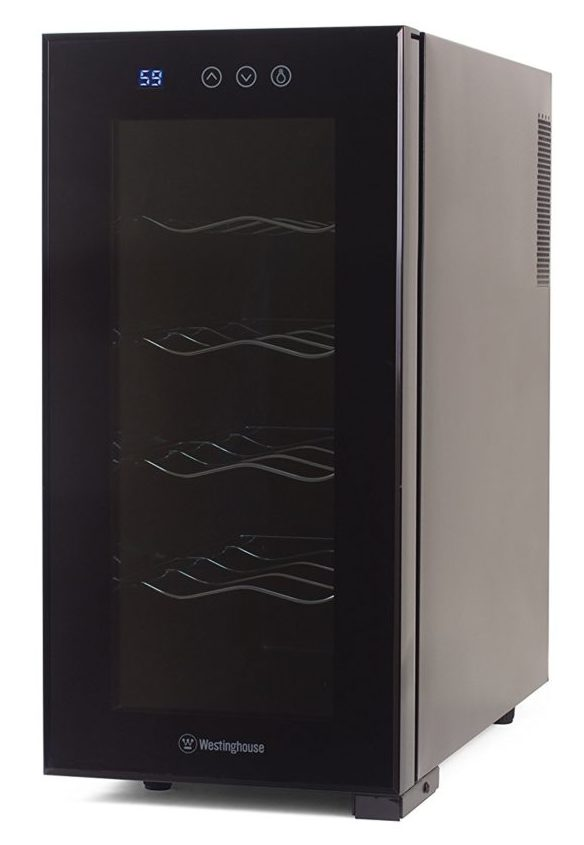 Westinghouse Thermal Electric 12 Bottle Wine Cellar