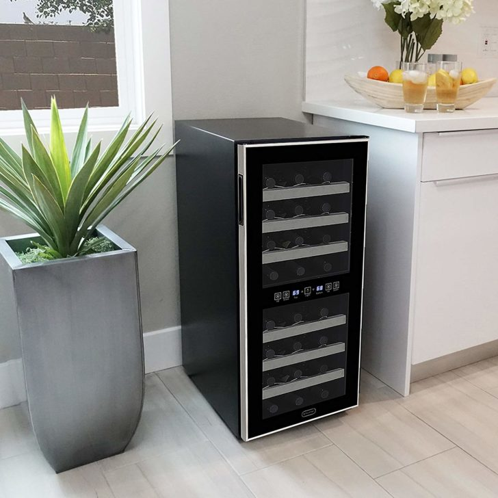 The Best Wine Coolers 24 Bottle Wine Cooler Guide Reviews